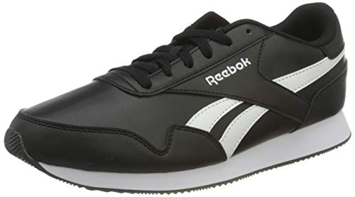 Reebok Royal CL Jogger 3, Scarpe da Ginnastica Unisex-Adulto, Black/White/White, 42 EU