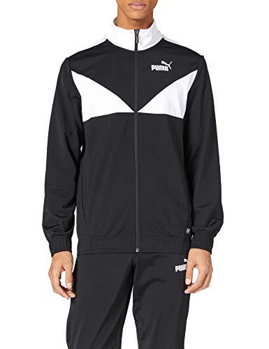 Classic Tricot Suit Cl, Tuta Sportiva Uomo, PUMA Black, M