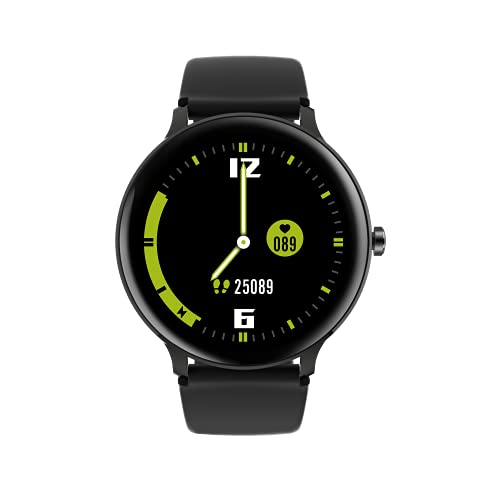 Blackview X2 Smartwatch Orologio Fitness Uomo Donna Impermeabile 5ATM Smart Watch Cardiofrequenzimetro da Polso Contapassi Smartband Activity Tracker Bambini Cronometro per Android iOS