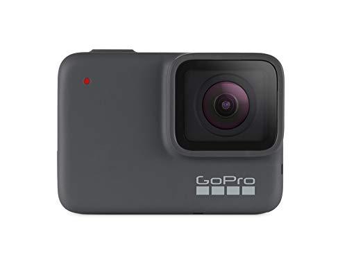 GoPro Hero 7 Silver - Action Camera digitale 4K HD, 10 MP, argento