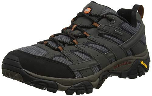 Merrell Moab 2 GTX, Stivali da Escursionismo Donna, Beluga, 38 EU