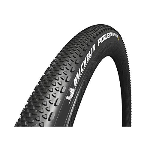 Michelin Power Gravel, Copertura Bicicletta Pieghevole Unisex Adulto, Nero, 700 x 33