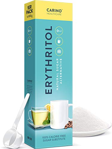 Erythritol polvere Sostituto dello zucchero - 1000g