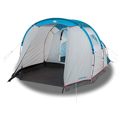 Quechua by Decathlon Arpenaz Tenda da campeggio 4.1 | 4 persone 1 camera da letto