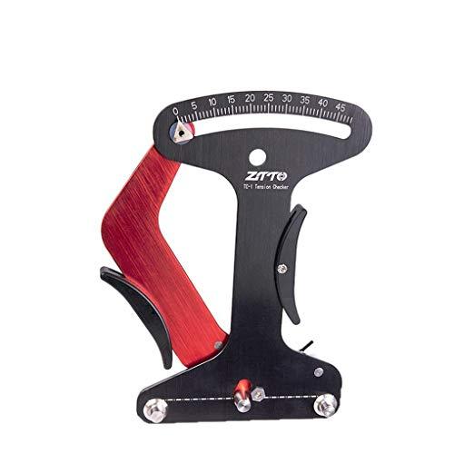 Morza Raggi della Bicicletta Tension Meter calibrazione Utensili Mountain Raggi Tension Gauge Bike Wheel Spokes Tensiometro Gauge Bicicletta Strumenti di Riparazione