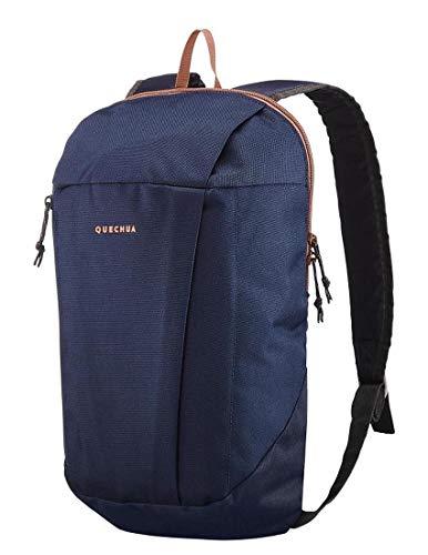 QUECHUA ARPENAZ, zaino per escursionismo da 10litri, Blu/azzurro. (Blu) - 630328