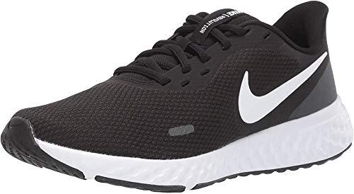 Nike Wmns Revolution 5, Scarpe da Corsa Donna, Black/White-Anthracite, 39 EU