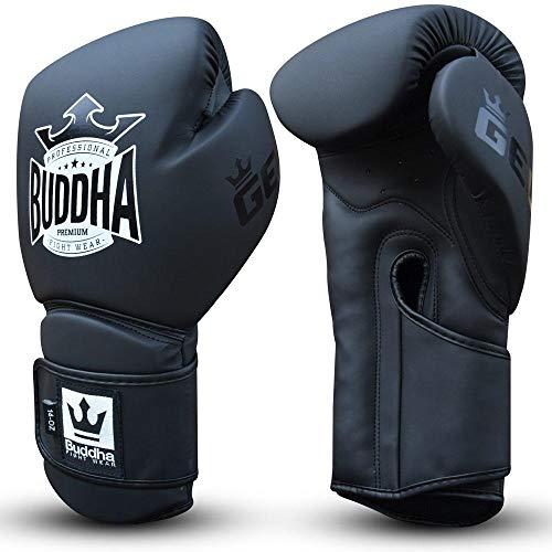 Guanti da boxe Muay Thai Kick Boxing Buddha ProGel