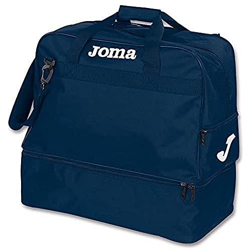 Joma 400006.3, 400006.300 Training III Borsa, Marino, S Unisex, Blu Navy, S