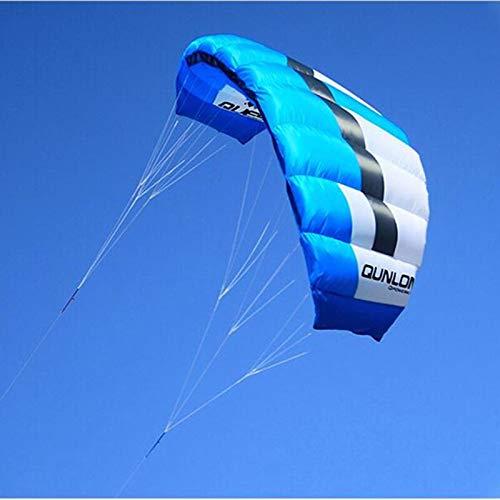 Tylyund Aquilone Dual Line Power Kite Parafoil Kiteboard Attrezzatura da Kitesurf Aquiloni per Adulti Cometas Infantili Che Volano All'aperto