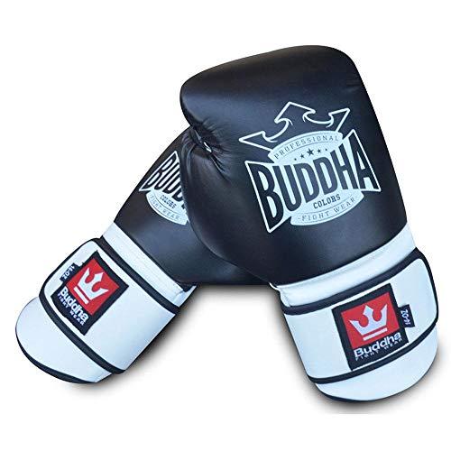 Guanti da boxe Muay Thai KickBoxing Buddha Sports Colors
