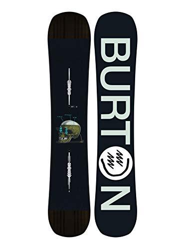 Burton Instigator, Tavola da Snowboard Uomo, No Color, 55W