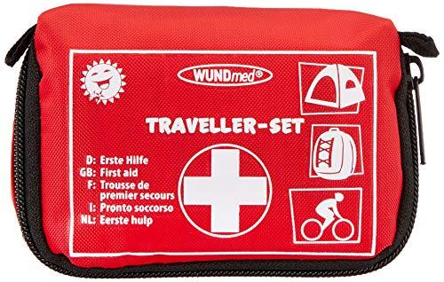 Kit di pronto soccorso da 32 pezzi in pratica borsa con passante per cintura