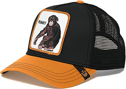 Goorin Bros. Trucker cap Banana Shake/Affe Black - One-Size