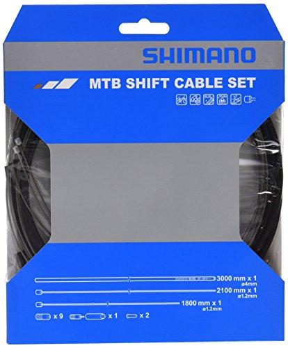 Shimano MTB SP41, Cavo, Grigio, Nero
