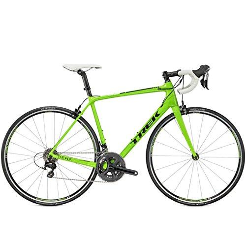 TREK Emonda SL 5, carbonio, bici da strada, 2015, colore: verde limone, RH 52