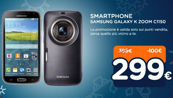 Samsung Galaxy K Zoom MediaWorld